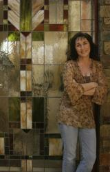 Cynthia Chenier Stained Glass Artist