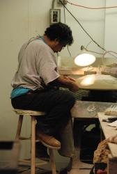 Beveling Glass by Hand